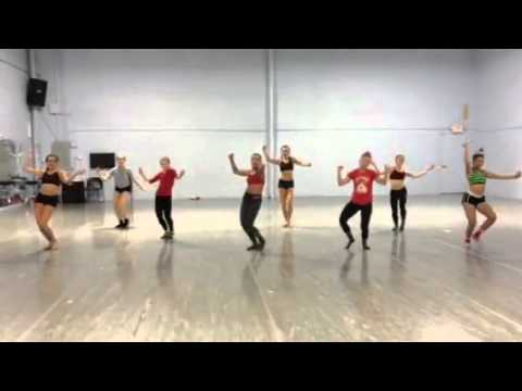 All I Want for Christmas - Jazz Dance