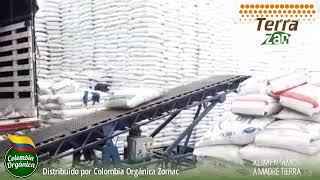 Terra Zan - Fertilizante Orgánico Mineral | Distribuidora Colombia Orgánica ZOMAC