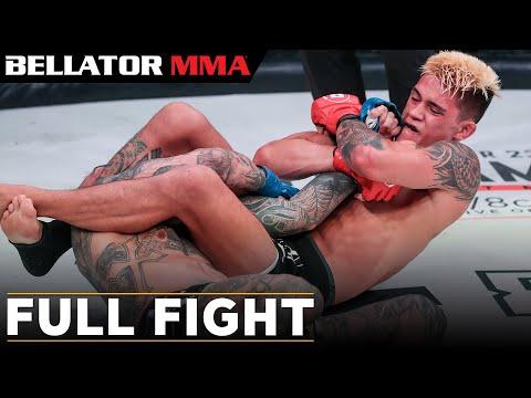 Full Fight | Jay Jay Wilson vs. Mario Navarro - Bellator 238