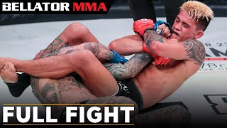 Full Fight | Jay Jay Wilson vs. Mario Navarro - Bellator 238