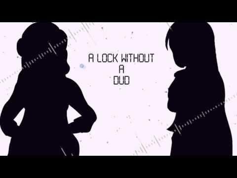 【Ruby & Megurine Luka V2】 Shade Of Blue 【VOCALOID 4 Cover】