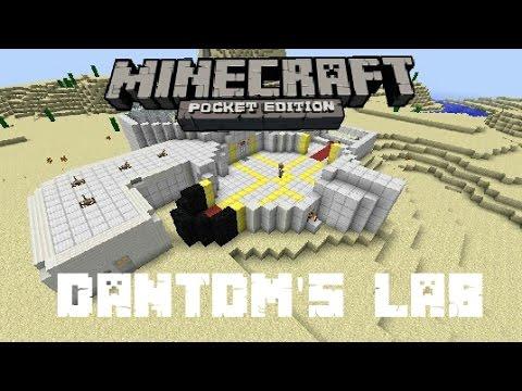 Minecraft PE: DanTDM's Lab [DOWNLOAD] - YouTube on halloween minecraft pe map, thediamondminecart scary map, scary slender sqides map, dantdm diamond minecart lab, dantdm lab entrance, dantdm dr trayaurus lab, minecraft pe halo map, dantdm minecraft lab, dantdm lab rooms, dantdm lab overview, dantdm lab blueprints, harry potter minecraft adventure map, dantdm lab back, dantdm lab testing chamber, dantdm lab seed, dantdm lab observation deck, tdm minecraft map,