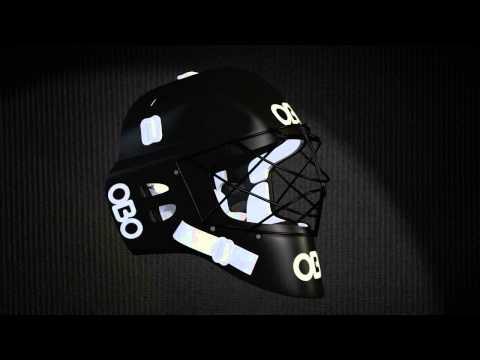 The Field Hockey Game - The OBO GK Helmet V2