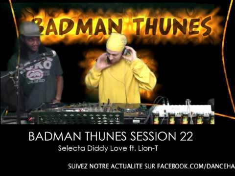 Badman Thunes Session 22 (Reggae Dancehall oct. 2012)