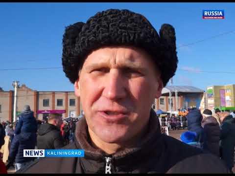 Kaliningrad news: 9.03.18