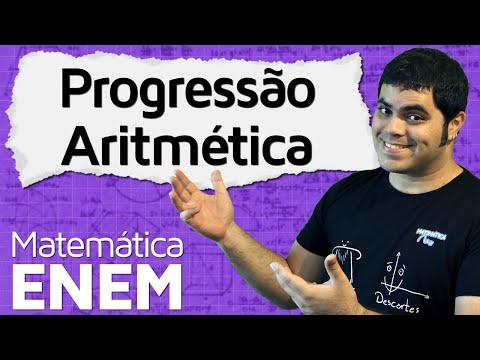 Progressão Aritmética PA | Matemática do ENEM