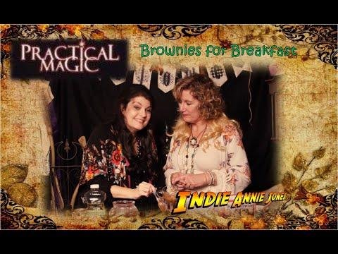 Breakfast Brownies Practical Magic