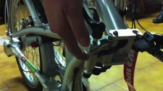 Bicicletta Pieghevole Beixo.Biciclette Richiudibili