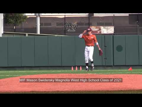 MIF Mason Swidersky Magnolia West High School Class of 2021