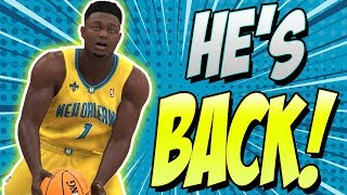 PINK DIAMOND ZION WILLIAMSON IS BACK ON THE TEAM! MAKING TEAM UPGRADES AND UNLIMITED GAMEPLAY!