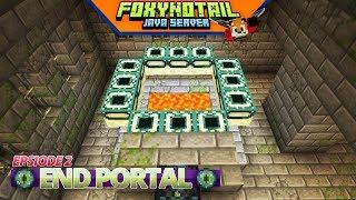 Minecraft | END PORTAL | JAVA SMP [2]