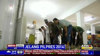Warga Sidosermo Tak Sadar Jokowi Ikut Salat Tarawih
