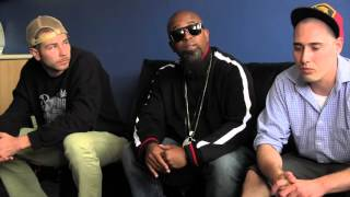 Tech N9ne Talks About Finishing His Album In Windsor, Ontario