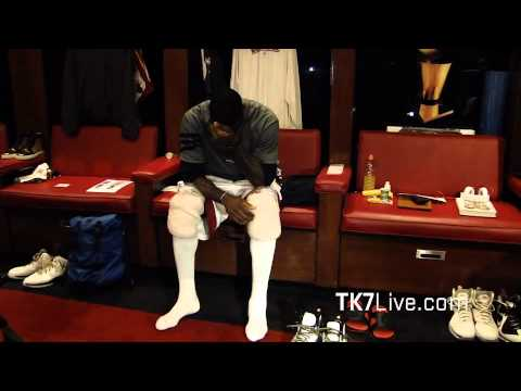 LeBRON KING JAMES NBA FINALS MVP PRE GAME 5 NBA FINALS 2012