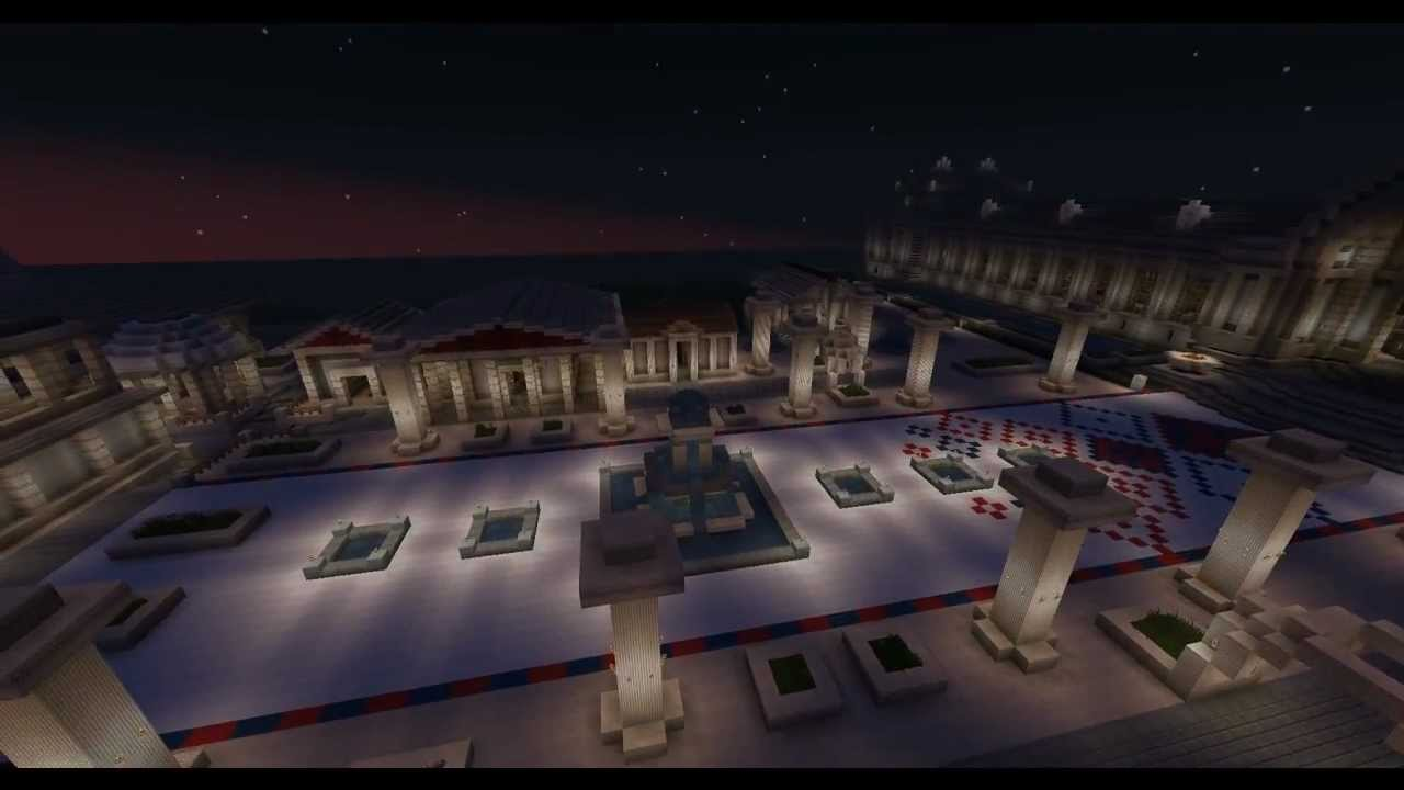 Construction gr ce et rome antique youtube - Maison romaine antique ...