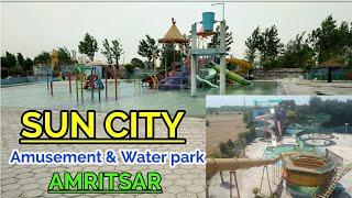 Suncity Amusement Park (Amritsar), Suncity Amusement Park is best place to chill out. wagha border