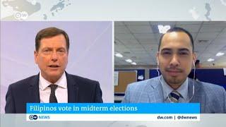 Richard Heydarian Deutsche Welle (DW) Interview on Philippine Midterm Elections