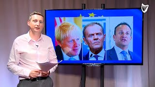 VIDEO: Brexit Explainer - Boris Johnson's letter and Donald Tusk standoff