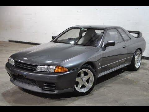 1990 Nissan Skyline GTR #9550