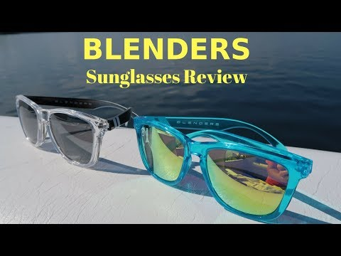 Blenders Eyewear - Instagram sunglasses Review