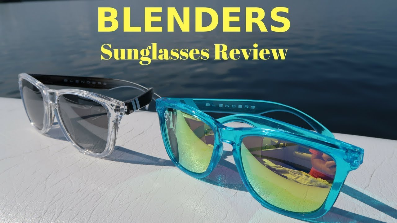 f8cc130aef BLENDERS SUNGLASS REVIEW - YouTube