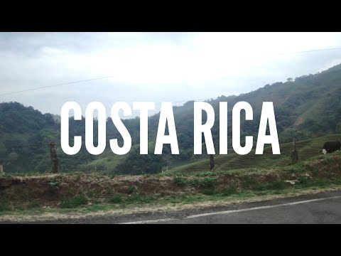 Flying to COSTA RICA!!! | Travel Vlog