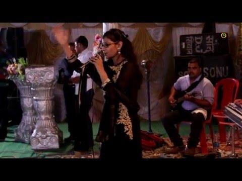 By - Priyanka Singh(Ps)Live Event  TUNE MUJHE BULAYA SHERAWALIYE,,,