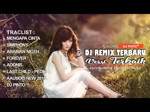 DJ REMIX♫( ( MENGAPA CINTA ) )REMIX BREAKBEAT♪♪