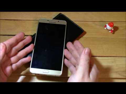 Samsung Galaxy A9 Pro - флагман A-серии без прописки в России