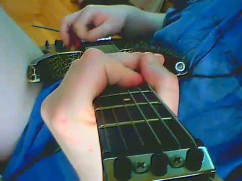 Shania Twain - Any Man Of Mine - guitar cover