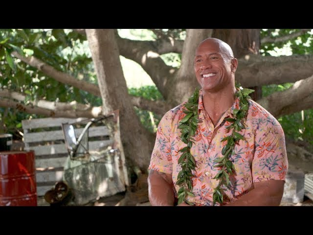 HOBBS AND SHAW interviews - Dwayne The Rock Johnson, Jason Statham, Elba, Kirby, Reigns,