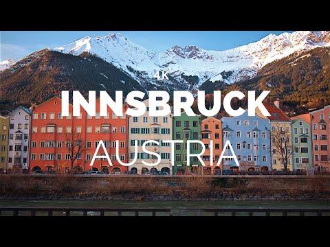 Innsbruck, Austria (4K)
