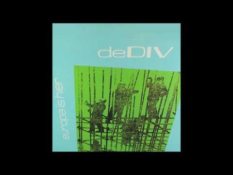 De Div - Europa is Hier [Full Album]