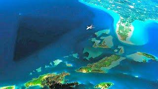 Cudem ocalały pilot opowiedział, co widział w Trójkącie Bermudzkim