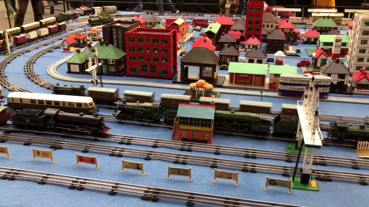 alexandra palace model railway exhibition 2018 youtubealexandra palace model railway exhibition 2018
