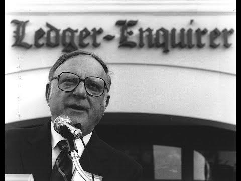 Looking Back: Remembering former Ledger-Enquirer publisher Glenn Vaughn Jr.
