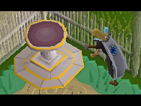 It's Finally Here :) (Ornate Pool) - RuneScape 2007