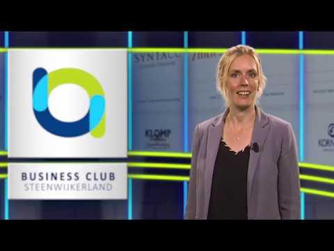 Business Club Steenwijkerland Journaal week 18 - 2020