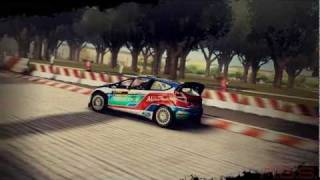 WRC 2: FIA World Rally Championship - Трейлер