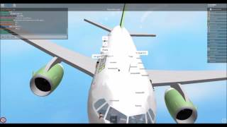 (Roblox) - Greenjet Regional Flight