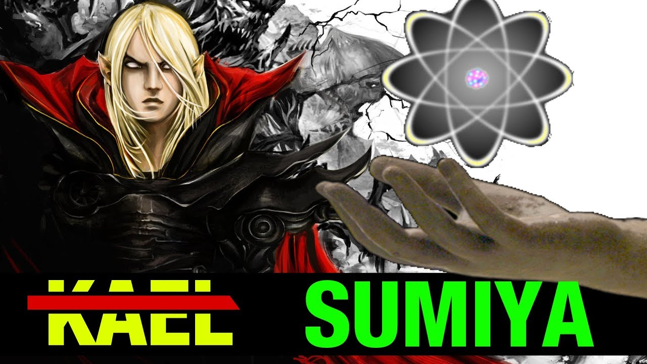 Change The Name Of Kael To Sumiya Dota
