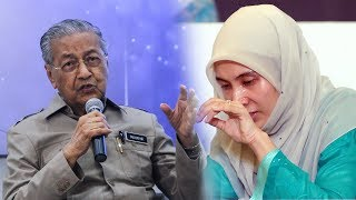 Dr Mahathir says Nurul Izzah 'must have her reasons' for quitting party posts