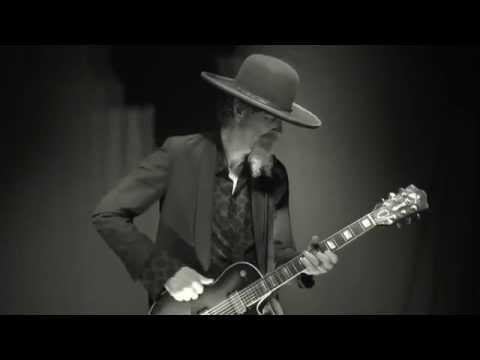 Georgia On My Mind - Solo Guitar Swamp Jazz