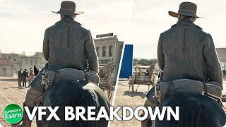 NEWS OF THE WORLD   VFX Breakdown by Outpost VFX (2020)