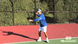 Fault & Fixes Forehand - Adding Power