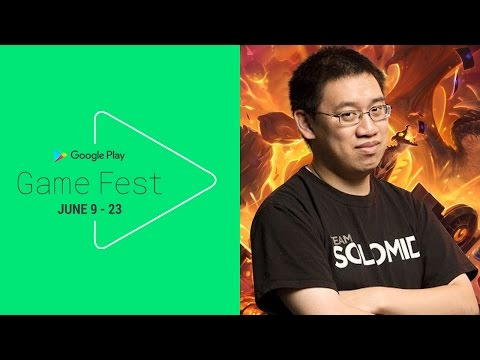 Hearthstone: Hot Tamales Knight Challenge (Google Play #GameFest)