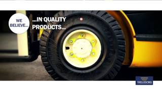 Trelleborg Industrial Tires - We believe