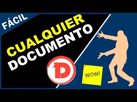 Como TRADUCIR un PDF (y CUALQUIER documento) a otro IDIOMA online 😱    De ingles a español y MÁS