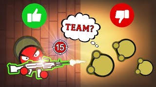 TROLLING TEAMERS IN SURVIV.IO! (Surviv.io  SOLO vs TEAMERS and Stream Highlights)