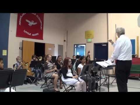 Mountlake Terrace Elementary School 5th & 6th Grade Band ? Part 3